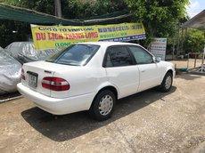 Cần bán xe Toyota Corolla sản xuất năm 1997, màu trắng, xe nhập còn mới, giá chỉ 135 triệu