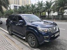 Cần bán Nissan Terra đời 2018, màu xanh lam, xe nhập còn mới, giá 827tr
