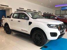 Cần bán Ford Ranger đời 2021, màu trắng, nhập khẩu nguyên chiếc, giá chỉ 616 triệu