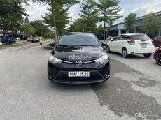 Toyota Vios MT 1.3 bản J, xe tư nhân - không khoan đục taxi