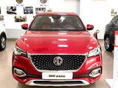Cần bán xe MG HS 1.5T STD sản xuất năm 2021, màu đỏ, nhập khẩu, giá chỉ 719 triệu
