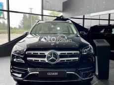 Mercedes-Benz GLS 450 2021, màu đen giao ngay tặng phụ kiện 60 triệu, liên hệ ngay