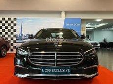 Mercedes-Benz E200 Exclusive, chiết khấu lên tới 150 triệu, tặng 2 năm bảo dưỡng