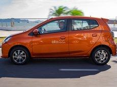 Toyota Wigo - Nhỏ xinh lướt phố - Bảo hành chính hãng lên đến 5 năm