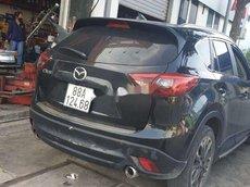 Bán Mazda CX 5 năm 2016, màu đen chính chủ
