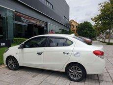 Cần bán lại xe Mitsubishi Attrage sản xuất năm 2017, màu trắng, xe nhập