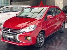 Bán xe Mitsubishi Attrage năm sản xuất 2021, màu đỏ, nhập khẩu, 460tr