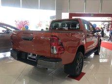 Bán ô tô Toyota Hilux 2.4L 4X2 MT sản xuất năm 2021, xe nhập