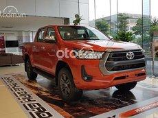 [Toyota Giải Phóng] Bán Toyota Hilux 2021, nhận xe chỉ 200tr - siêu giảm giá, xe giao ngay, lãi suất 0,4%