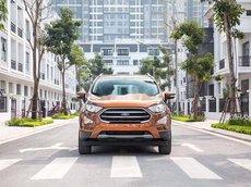 Bán xe Ford EcoSport 2021, màu nâu