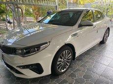 Bán Kia Optima sản xuất 2021, màu trắng, nhập khẩu
