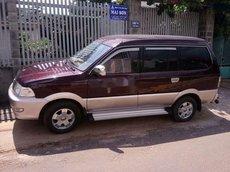 Cần bán Toyota Zace đời 2002, màu đỏ, nhập khẩu nguyên chiếc, 175tr