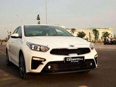 Cần bán xe Kia Cerato năm 2021, màu trắng, nhập khẩu giá cạnh tranh