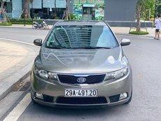 Cần bán lại xe Kia Forte năm sản xuất 2011, màu xám, giá chỉ 328 triệu