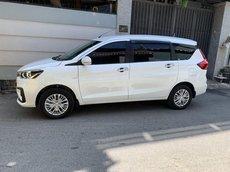 Bán Suzuki Ertiga AT sản xuất năm 2019, màu trắng, nhập khẩu số tự động giá cạnh tranh