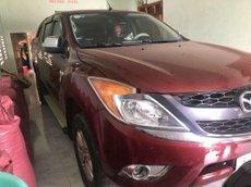 Bán Mazda BT 50 đời 2014, màu đỏ, xe nhập xe gia đình, giá 410tr