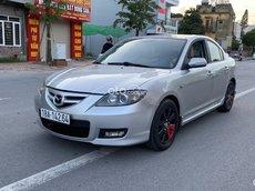 Bán Mazda 3 năm sản xuất 2009, 276 triệu - MG3 nhập khẩu nguyên chiếc - màu bạc