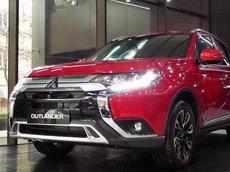 Bán xe Outlander hỗ trợ thuế trước bạ kèm gói phụ kiện giá trị sản xuất năm 2021 giá cạnh tranh