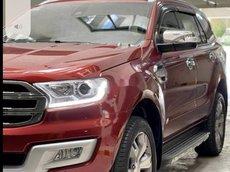 Cần bán Ford Everest năm 2017, màu đỏ, nhập khẩu còn mới