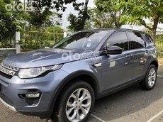 Cần bán gấp Land Rover Discovery Sport HSE đời 2017, màu xanh lam, nhập khẩu nguyên chiếc