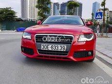 Bán Audi A4 2.0T đời 2010, màu đỏ, nhập khẩu còn mới, giá tốt