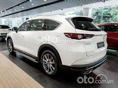 Cần bán Mazda CX-8 Deluxe sản xuất 2021, màu trắng