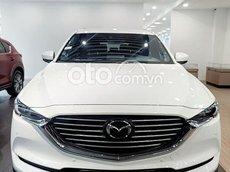 Bán Mazda CX-8 Premium sản xuất 2021, màu trắng
