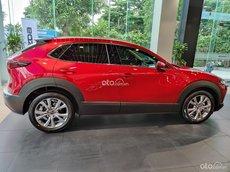 Bán xe Mazda CX-30 Luxury sản xuất năm 2021, màu đỏ, nhập khẩu