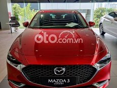 Bán Mazda 3 1.5 Luxury sản xuất năm 2021, màu đỏ, giá 729tr