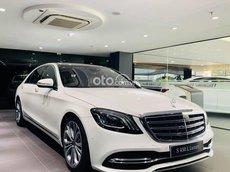 Mercedes-Benz S450 Luxury giao ngay triết khấu lên đến 500 triệu - tặng phụ kiện