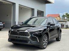 Siêu phẩm Toyota Corolla Cross - giá tốt nhất thị trường, tặng phụ kiện chính hãng, đủ màu giao ngay các phiên bản