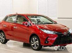 [Toyota Hà Nội] Toyota Yaris 2021 - Giá bán tốt nhất khu vực miền Bắc - Hỗ trợ vay 80%, xe đủ màu giao ngay