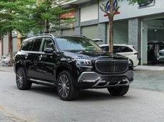 MT Auto bán xe Mercedes-Maybach GLS600 sản xuất 2021 màu đen giao ngay