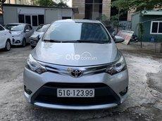 Bán ngay em Toyota Vios G sản xuất năm 2016, giá siêu ưu đãi