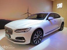 Bán Volvo S90 2021, màu trắng, nhập khẩu nguyên chiếc, xe quá đẹp
