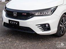 (Nam Định - Hà Nam) Honda City 2021 ngập tràn ưu đãi + hỗ trợ vay trả góp 85% + giao xe ngay, thủ tục nhanh chóng