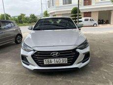 Bán Hyundai Elantra sản xuất năm 2018, màu trắng, nhập khẩu nguyên chiếc