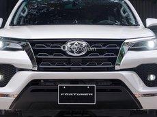 [Toyota Hà Nội] Toyota Fortuner 2021 - Giá tốt nhất khu vực miền Bắc - Hỗ trợ vay bank 80%