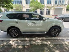 Bán Nissan Terra V 4x4 2019, màu trắng, nhập khẩu nguyên chiếc