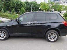 Cần bán BMW X3 2.0 Diesel năm 2015, màu đen, xe nhập