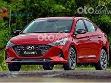 Bán ô tô Hyundai Accent đời 2021 giá siêu khuyến mãi
