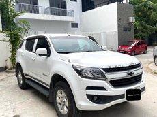 Bán Chevrolet Trailblazer sản xuất năm 2018, màu trắng, nhập khẩu