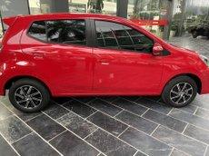 Bán Toyota Wigo đời 2021, màu đỏ, nhập khẩu, 384tr