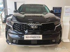 Bán xe Kia Sorento 2.2 DAT Signature sản xuất năm 2021, màu đen