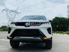 Xe quốc dân Toyota Fortuner bền bỉ, tiết kiệm nhiên liệu