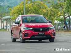 (Honda Ninh Bình) - Bán Honda City 2021 -  đủ màu giao ngay, Tặng tiền mặt, bảo hiểm, phụ kiện - Hỗ trợ vay 80%