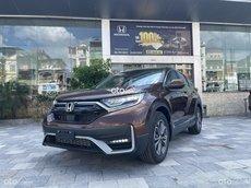 Bán Honda CR V 2021, xe đủ màu, giao ngay, nhanh chóng hỗ trợ trả góp 85% - Liên hệ để nhận ưu đãi tốt nhất