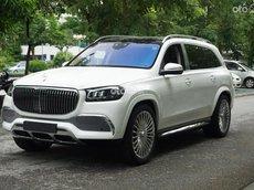 Bán Mercedes- Maybach GLS 600 sản xuất năm 2021 màu trắng, giao xe ngay