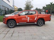 Bán xe Bán tải Mitsubishi Triton 1 cầu số tự động - tặng nắp thùng/ bảo hiểm. Hỗ trợ trả góp