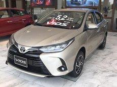 [Toyota Hà Nội] Toyota Vios 2021, giá tốt nhất thị trường miền Bắc, ưu đãi tặng tiền mặt+ BHVC+ Gói phụ kiện
